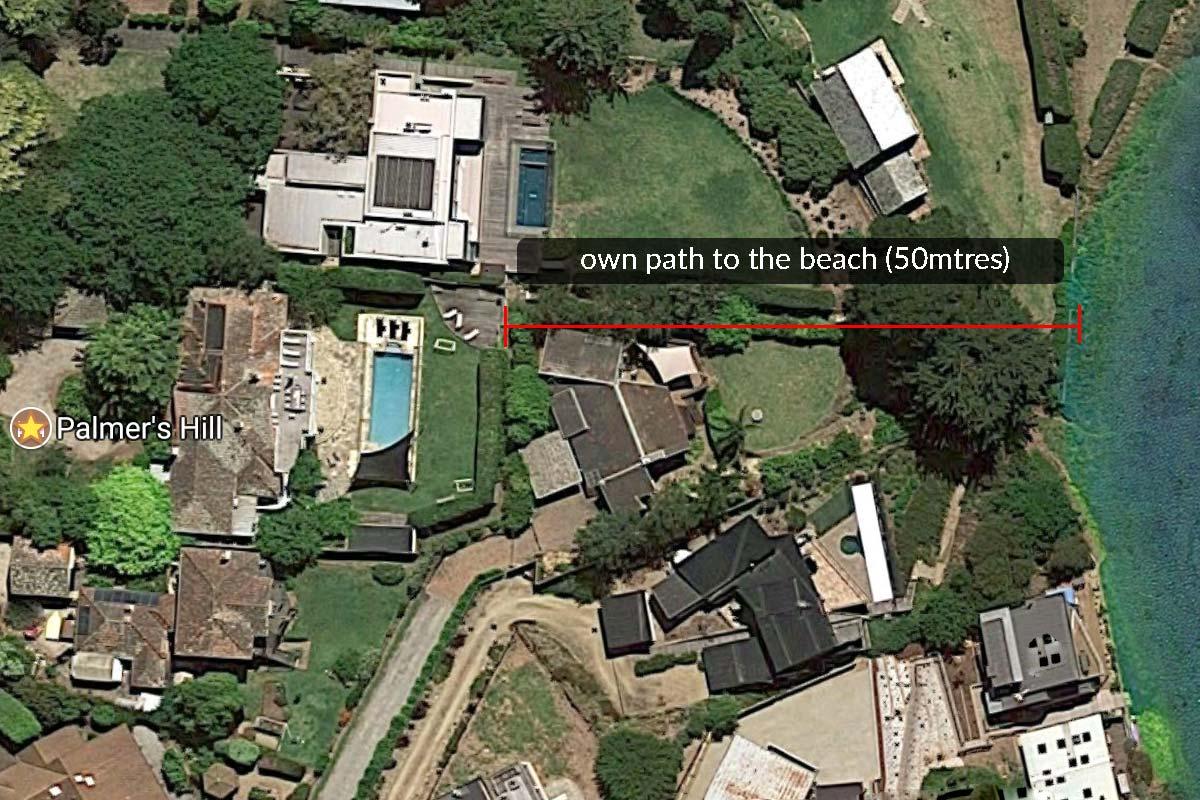 BeachOwnPath